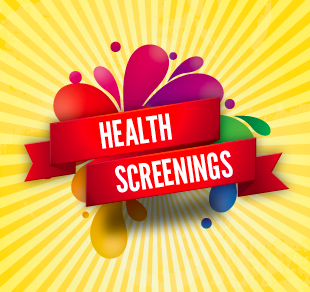 HEALTH SCREENINGS- Friday, November 16th!