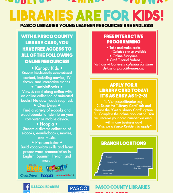 Libraries Are For Kids