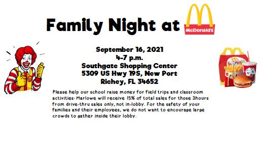 McWolf Night at McDonald's_Septemebr 16th